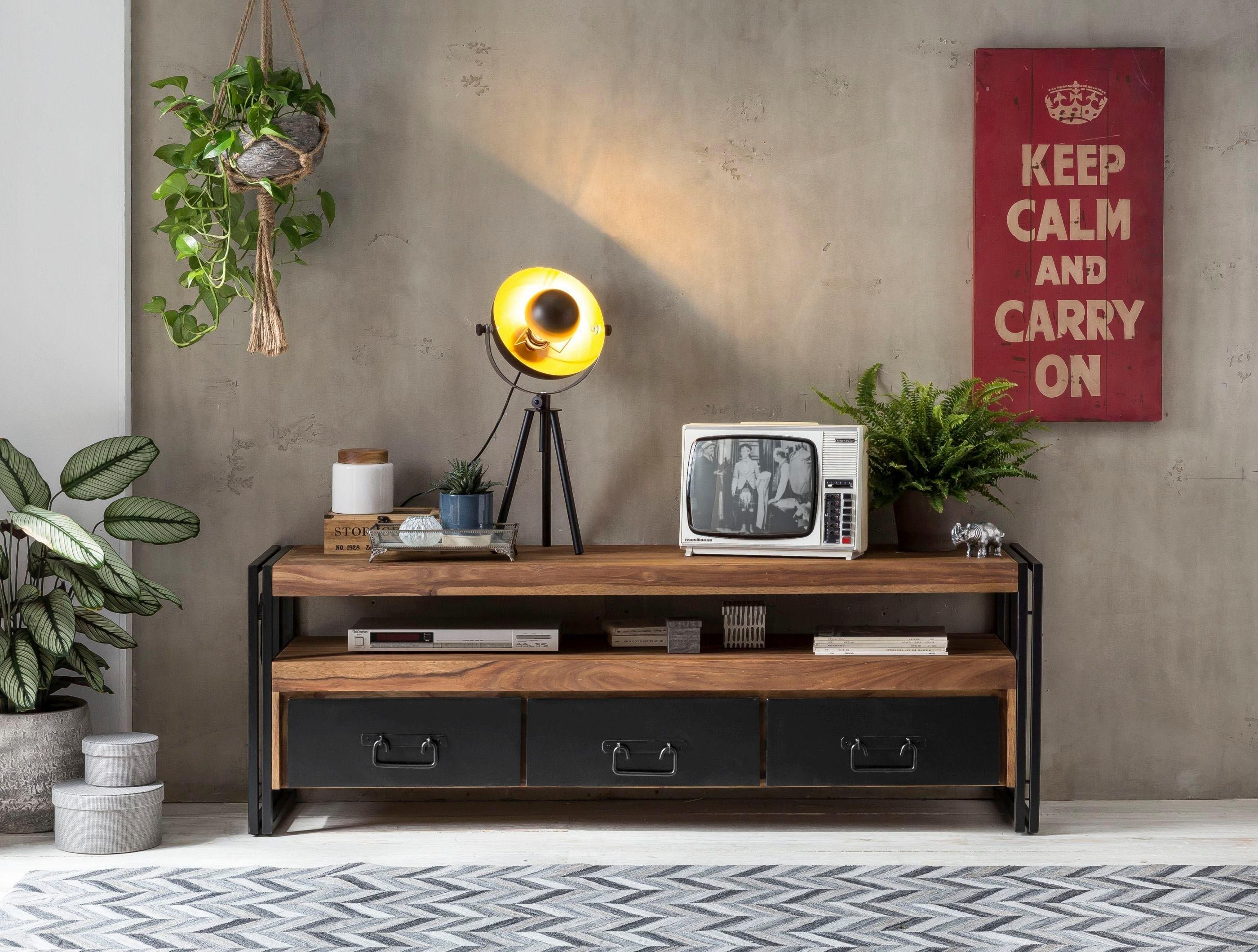 Sit TV-meubel »Panama«, breedte 160 cm - verschillende betaalmethodes