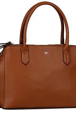 tom tailor shopper »roma« bruin