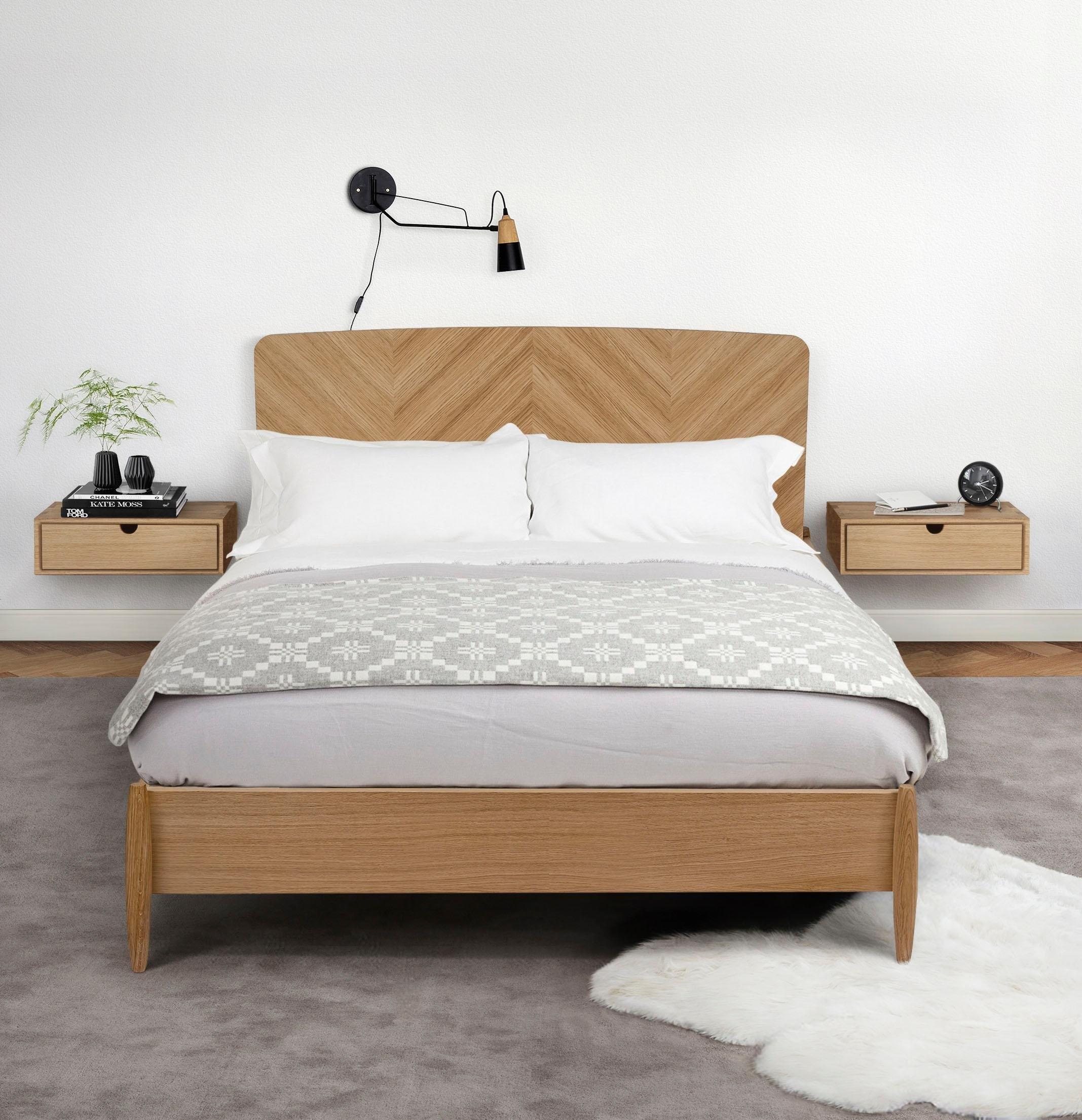 Woodman Massief Houten Ledikant Farsta 1 In Scandinavisch Design Snel Gevonden Otto