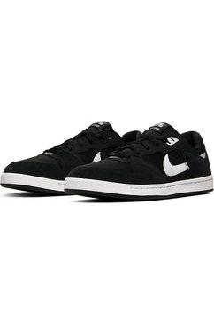 nike sb sneakers »alleyoop skate« zwart