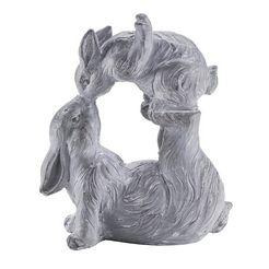 deco-figuur grijs