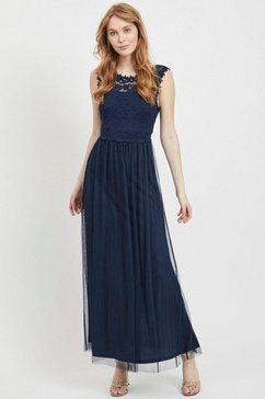 vila maxi-jurk »lynnea« blauw