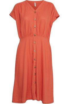 blendshe blousejurkje »ria« oranje