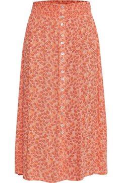 blendshe rok in a-lijn »cala« rood