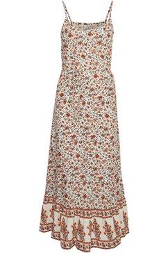 blendshe jurk met spaghettibandjes »border« multicolor