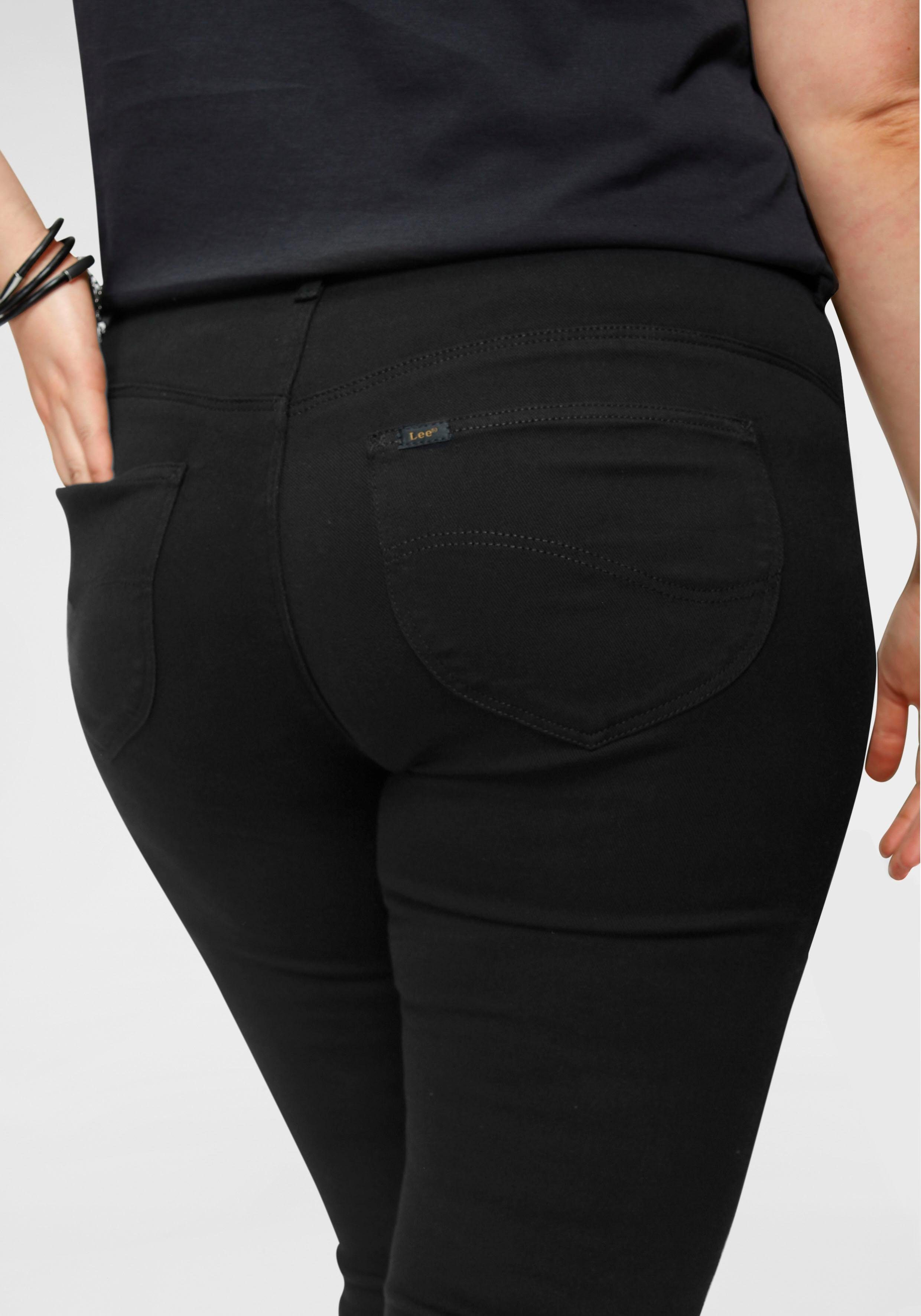 Lee® Plus Stretch Jeans Scarlett? Bestel Nu Bij - Geweldige Prijs
