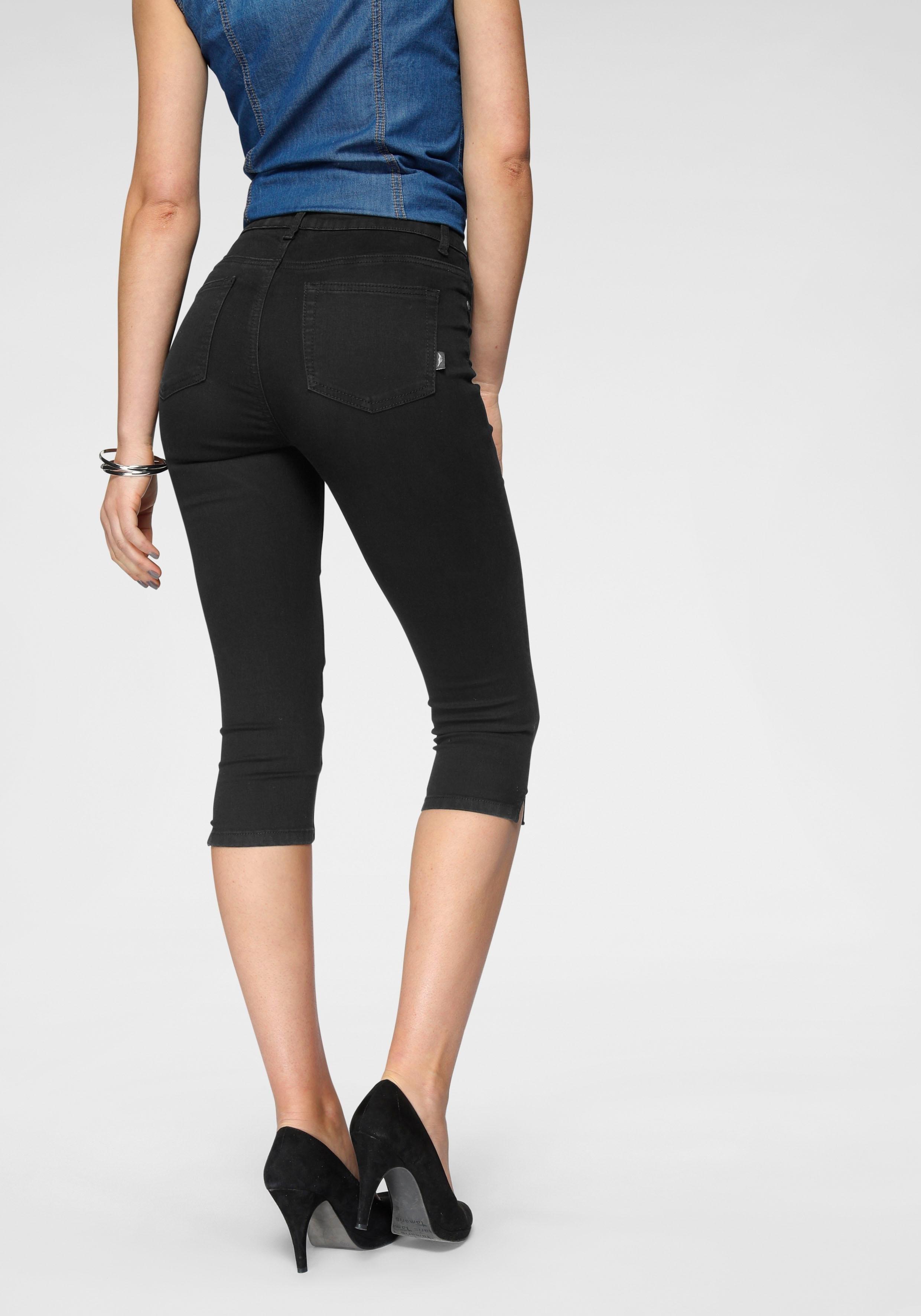 ARIZONA capri jeans »Ultra Stretch« in de webshop van OTTO kopen