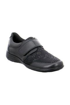 jomos klittenbandschoenen zwart