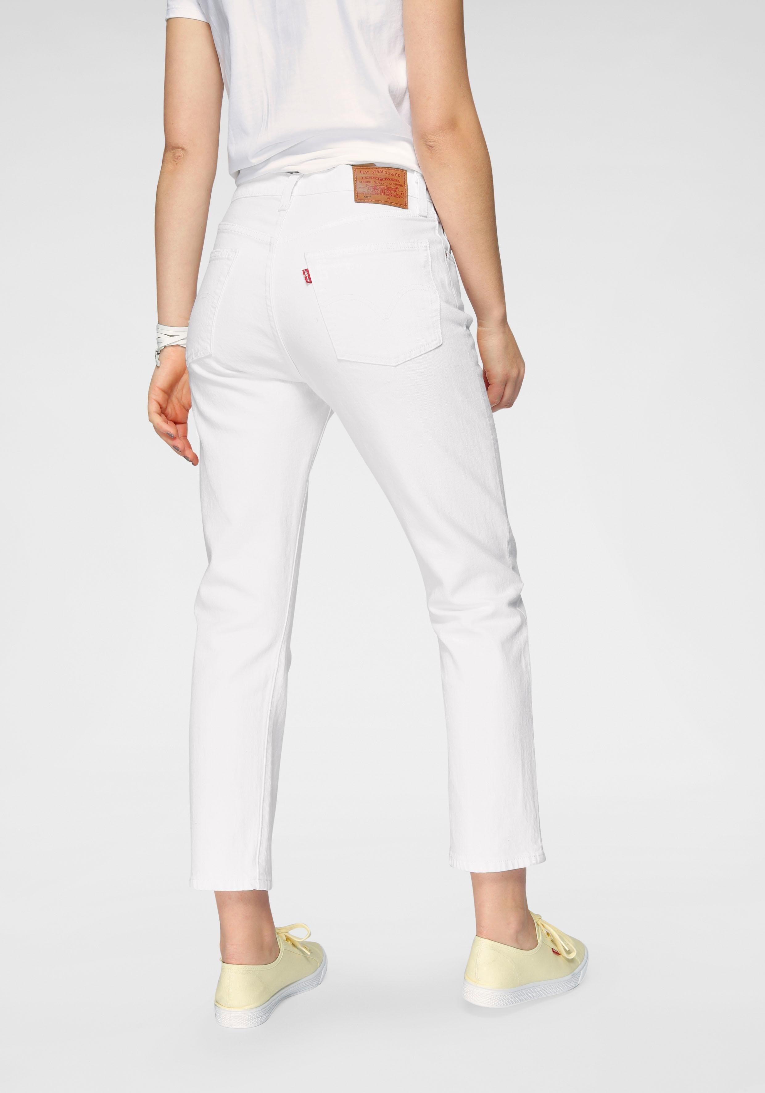 Levi's 7/8 jeans 501 Crop - by GNTM goedkoop op otto.nl kopen