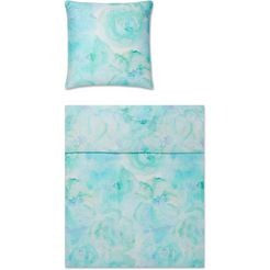 yes for bed overtrekset »haze«, yes for bed groen