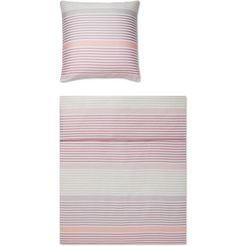yes for bed overtrekset »steps«, yes for bed roze