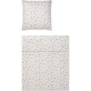 yes for bed overtrekset »flow«, yes for bed roze