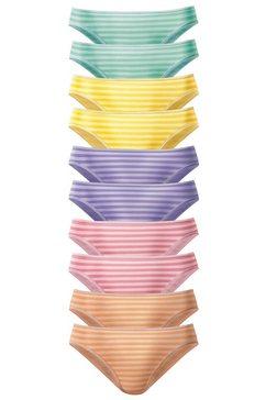 basic slip, 10 stuks multicolor