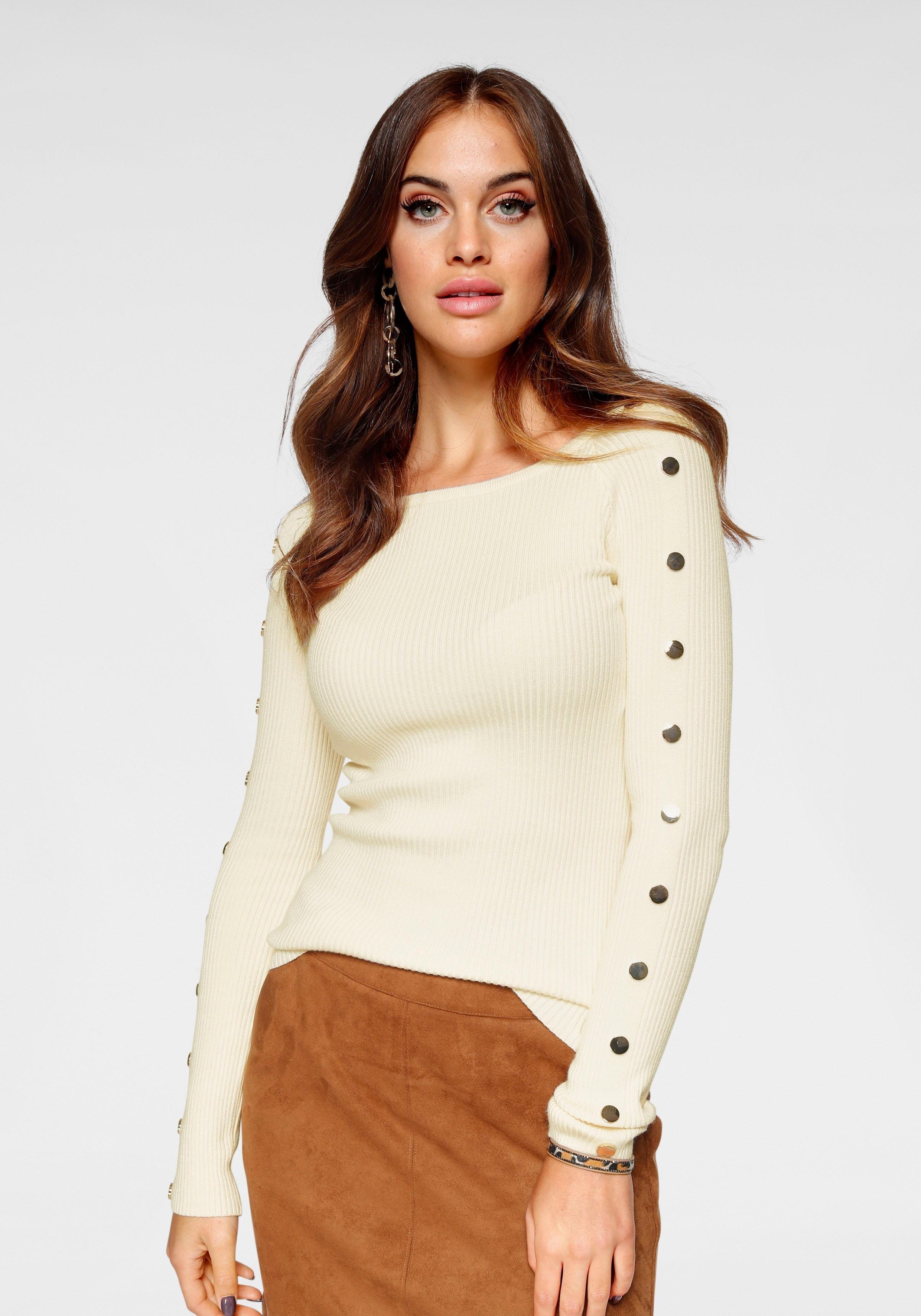 melrose trui met ronde hals bestellen: 30 dagen bedenktijd