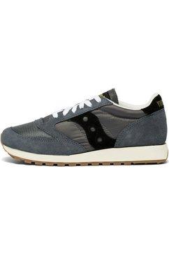 saucony sneakers »jazz vintage« grijs