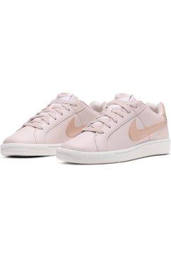 nike sportswear sneakers »wmns court royale« beige