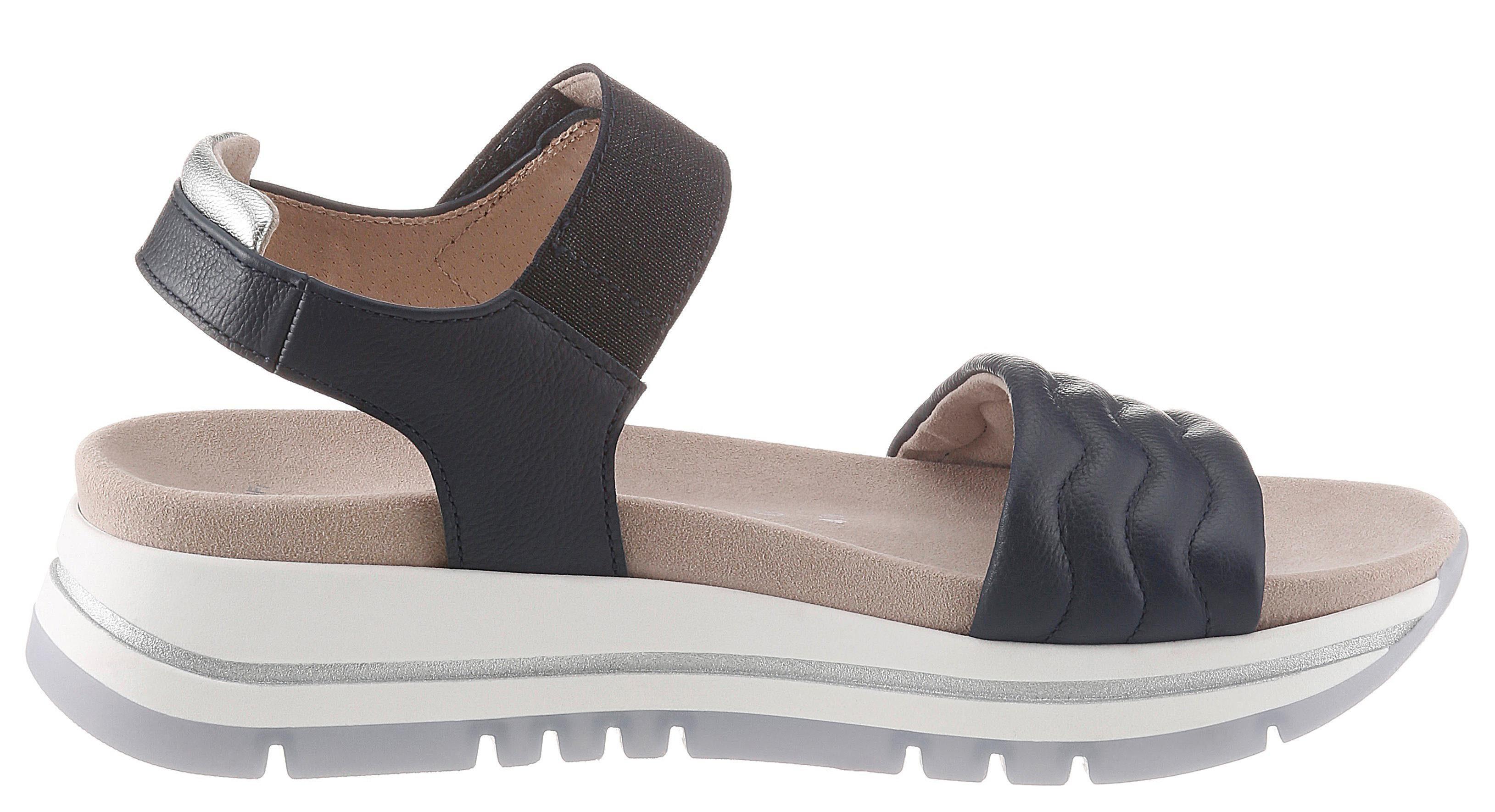 Koop RIEKER Rieker sandaaltjes donkerblauw in de heine online shop