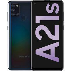 samsung smartphone galaxy a21s zwart
