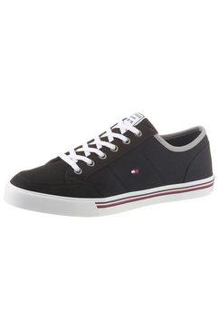tommy hilfiger sneakers »harrington 16d« zwart