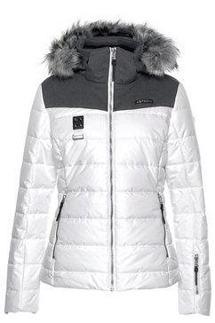 icepeak ski-jack »pridie« wit