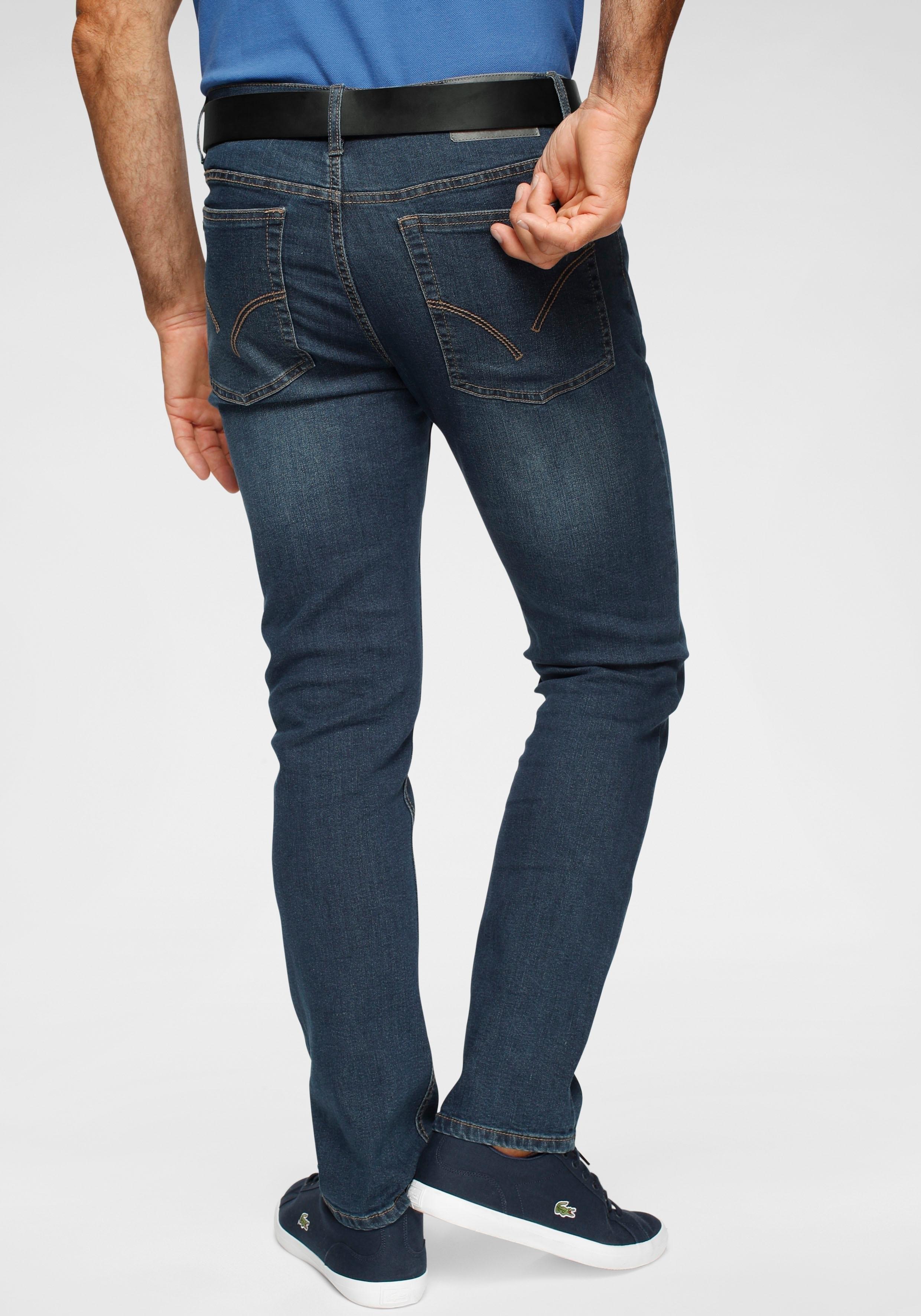 Arizona straight jeans met gerecycled polyesteraandeel - gratis ruilen op otto.nl