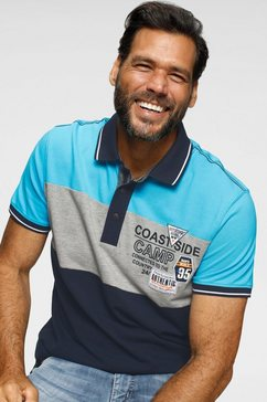 man's world poloshirt
