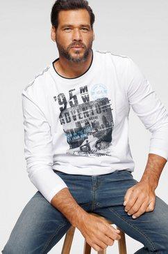 man's world shirt met lange mouwen