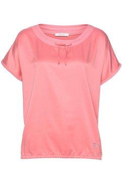 toni shirt »fily« roze