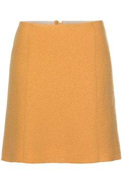 marc o'polo rok in a-lijn geel