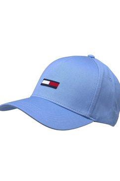 tommy hilfiger baseballcap blauw