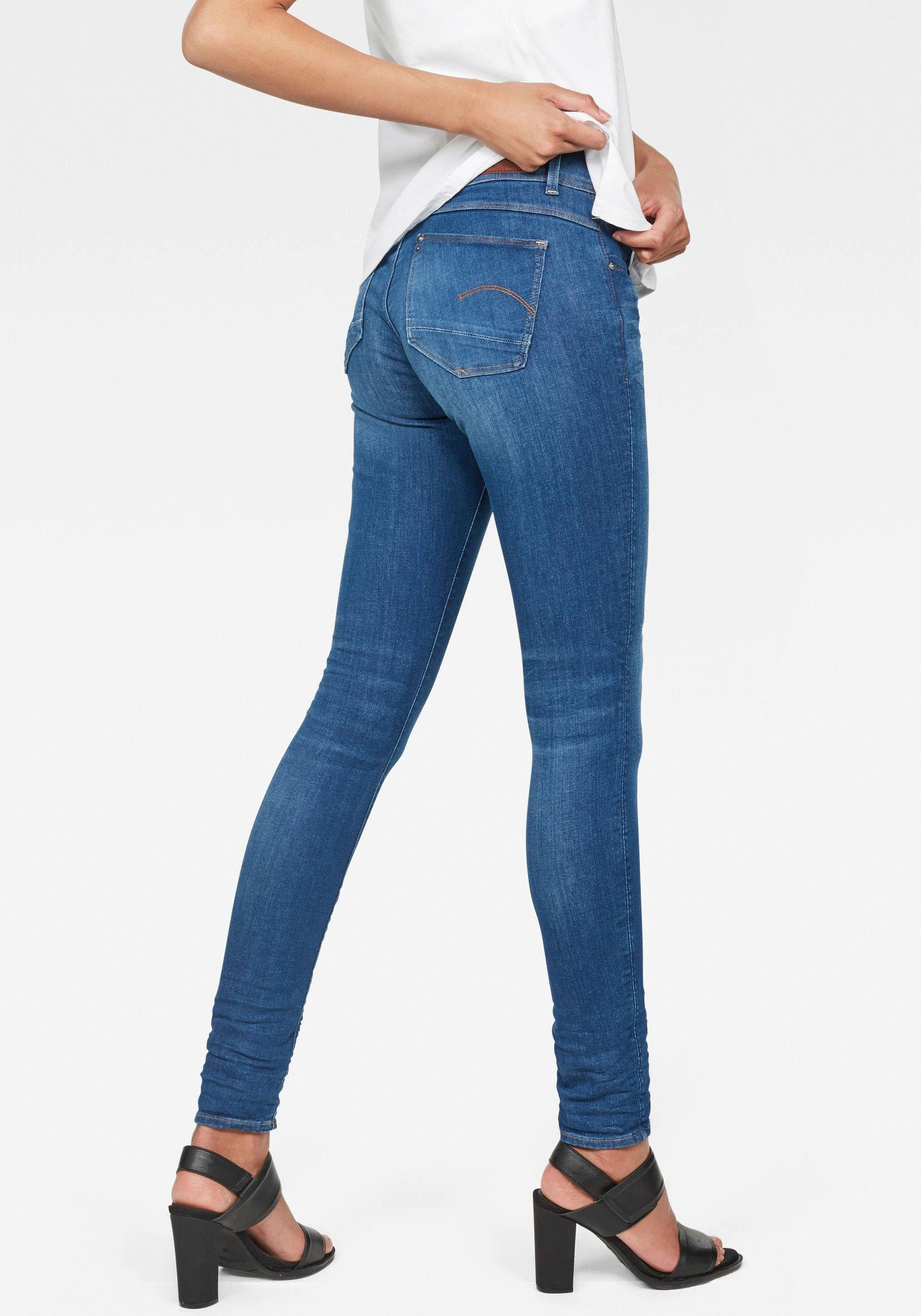 G-star Raw skinny jeans »Lynn Mid Skinny« bestellen: 14 dagen bedenktijd