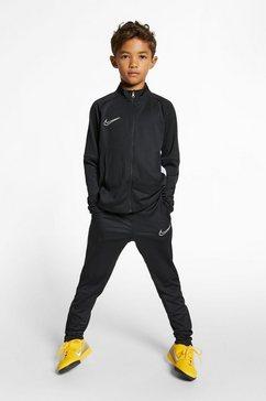 nike trainingspak »kids' soccer tracksuit« zwart