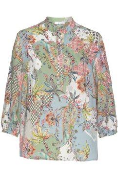 toni blouse zonder sluiting »alis« groen