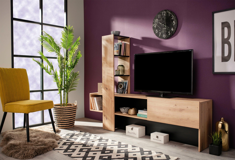 my home tv-meubel Orense Breedte ca. 185,5 cm, tv-afm. 50