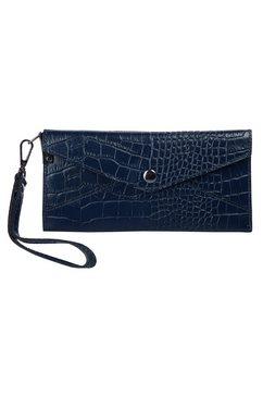 cluty avondtas-clutch blauw