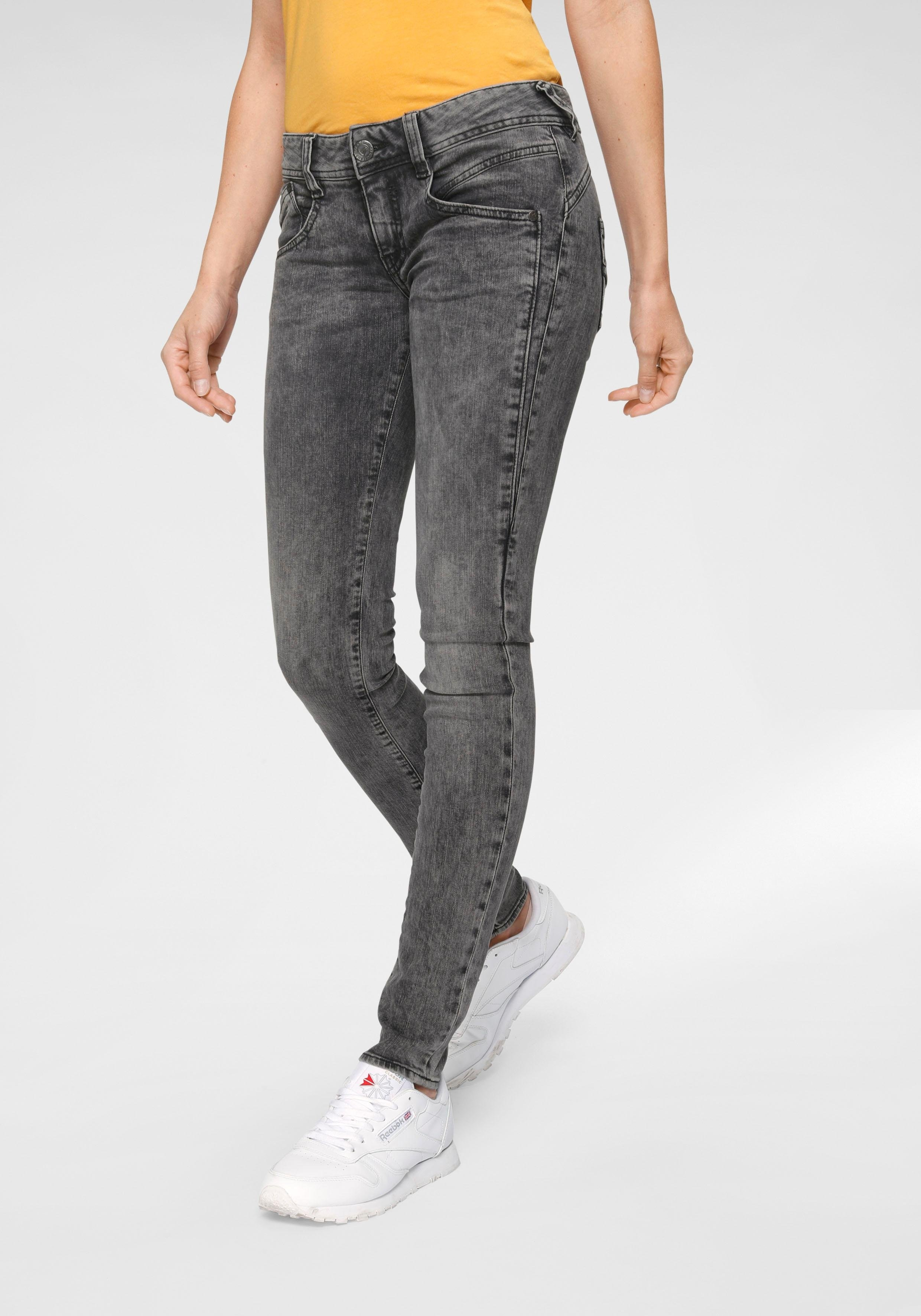 Herrlicher slim fit jeans »GILA SLIM« - gratis ruilen op otto.nl