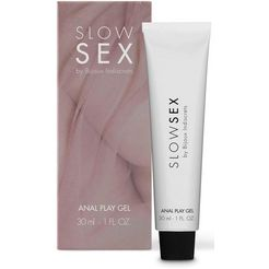 bijoux indiscrets glijgel anal play gel - slow seks wit