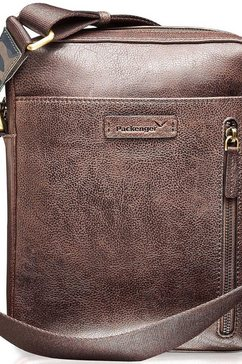packenger messengerbag »capetown, camouflage« bruin