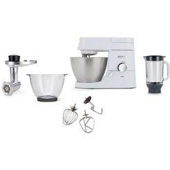 kenwood »chef kvc3173w« keukenmachine wit