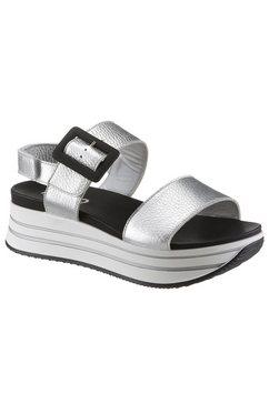 igi  co sandaaltjes zilver