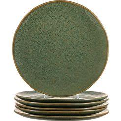 leonardo plat bord groen