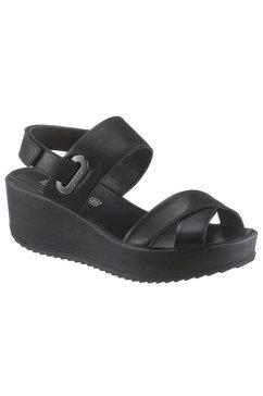 igi  co sandaaltjes zwart