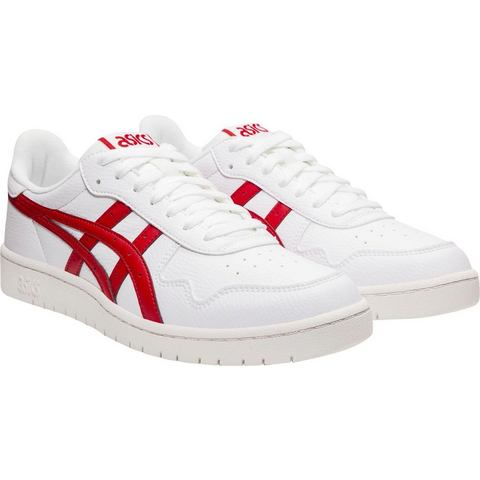ASICS Japan S sneakers wit-rood