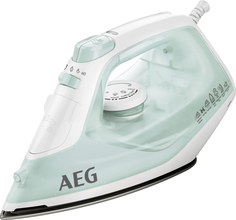 AEG stoomstrijkijzer EasyLine DB 1740LG - verschillende betaalmethodes