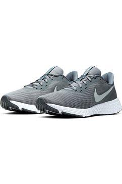 nike runningschoenen »revolution 5« grijs