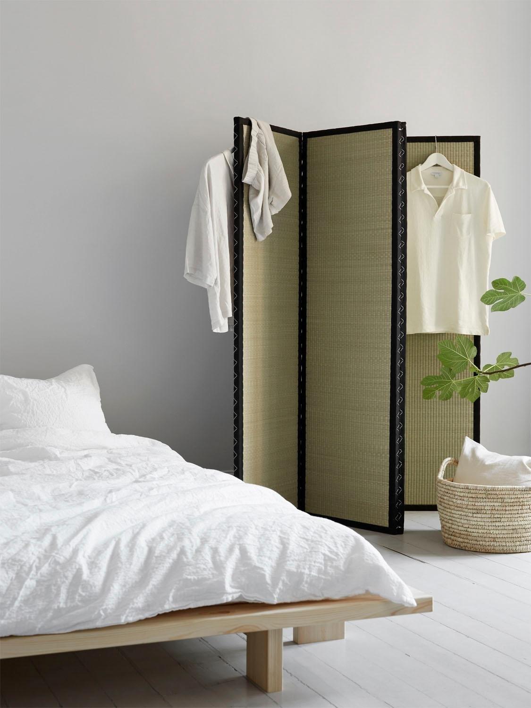 Karup roomdivider WABI Roomdivider met een vleugje van Japan. Eenvoudig opgevouwen en opgeborgen. voordelig en veilig online kopen