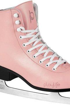 playlife schaatsen »fresh mint und charming rose« roze