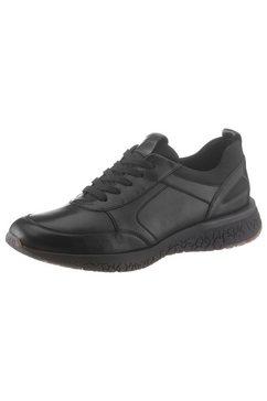 lloyd sneakers »baxter« zwart