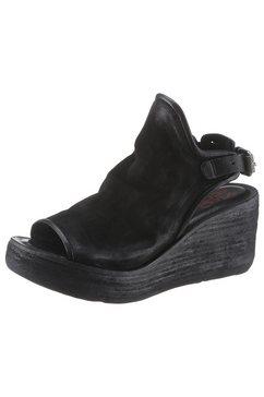 a.s.98 sandaaltjes zwart
