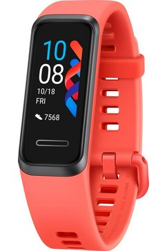 huawei smartwatch band 4 oranje